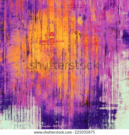 Grunge background with space for text or image. With red, orange, purple, violet patterns   - stock photo