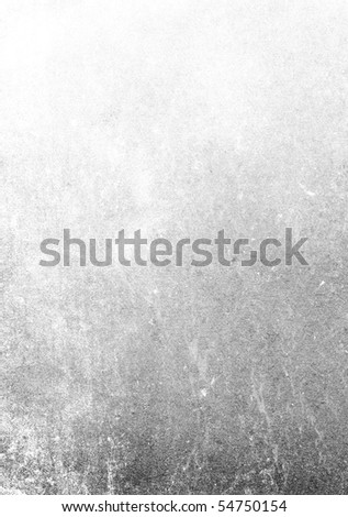 Grunge background with space for text. Use as alpha channel. - stock photo