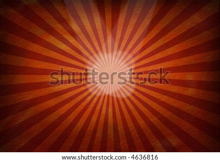Grunge Background with spotlights - stock photo