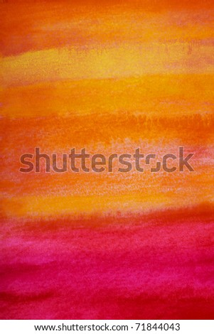 grunge background, yellow, orange, red - stock photo