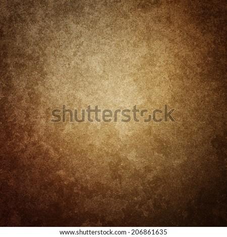 Grunge brown texture, background. - stock photo