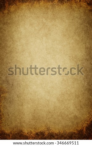 Grunge brown texture or background with Dirty or aging. - stock photo
