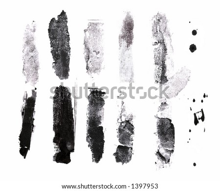 Grunge brushes. Check my portfolio for more brushes.