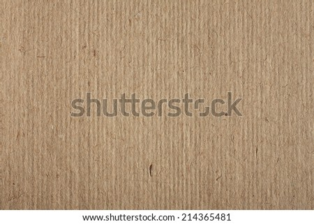 Grunge Cardboard Texture - stock photo
