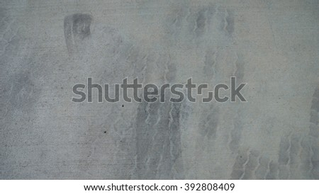 grunge cement ground
