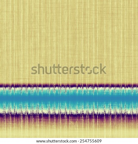 Grunge colorful background or old texture for creative design work. With different color patterns: yellow (beige); gray; purple (violet); blue - stock photo