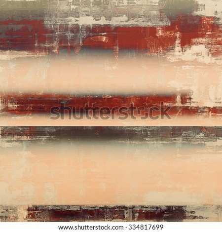 Grunge colorful background. With different color patterns: yellow (beige); brown; red (orange); gray - stock photo