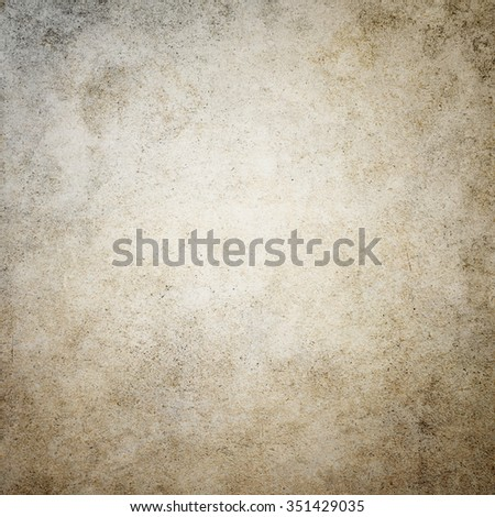 Grunge Concrete wall textured or background, Concrete dirty with moldy, Vintage background. - stock photo