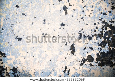 grunge cracked wall paint