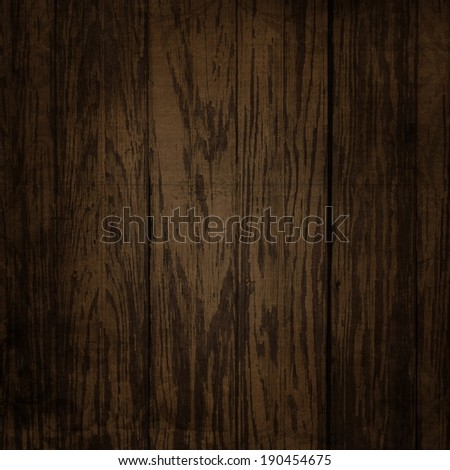 grunge dark brown wood background texture paper - stock photo