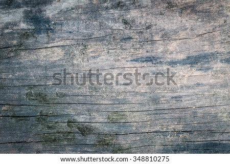 Grunge dark wood natural organic solid texture background: Rustic vintage old style raw grungy wooden lumber rod textured grainy pattern in dark black brown color tone: Country rural style backdrop  - stock photo