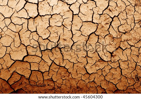 Grunge dirty and crack background - stock photo