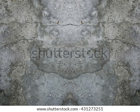 grunge dirty concrete road texture background