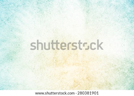 grunge gradient color abstract background with rough concrete texture - stock photo