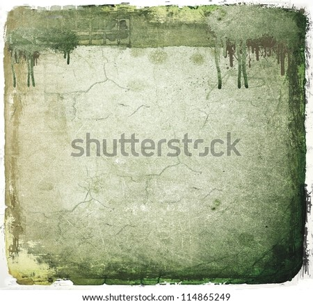 Grunge gray abstract background - stock photo