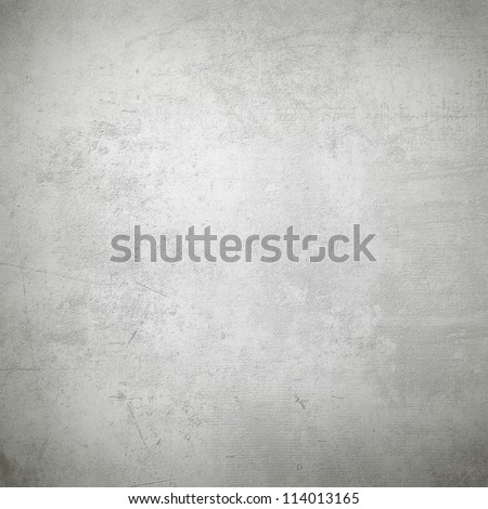 Grunge gray texture - stock photo