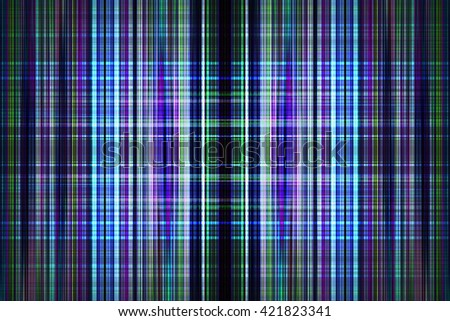 Grunge green and blue striped background