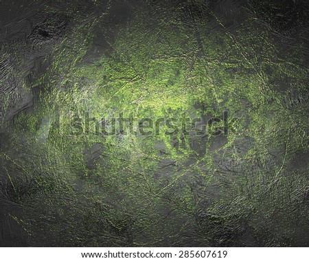 Grunge green texture. Element for design. Template for design. Abstract grunge background.