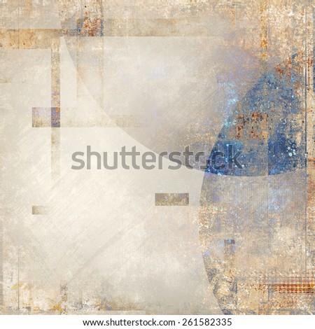 Grunge grey background - stock photo