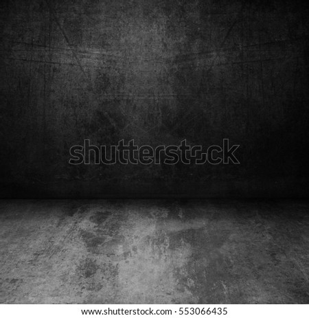 Grunge interior background