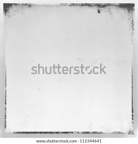 Grunge light gray abstract background - stock photo