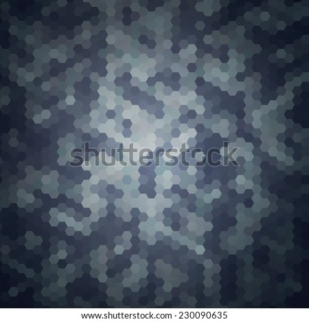 Grunge military background. Camouflage pattern - stock photo