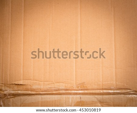 grunge old brown paper texture with transparent tape