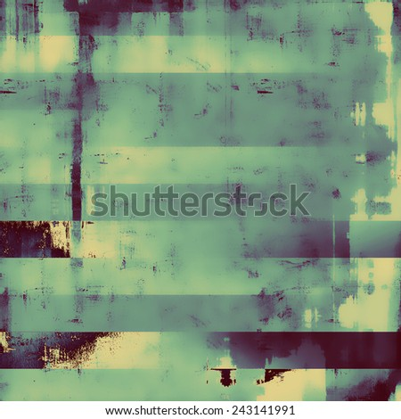 Grunge old-fashioned background with space for text or image. With different color patterns: purple (violet); cyan; blue; yellow (beige)