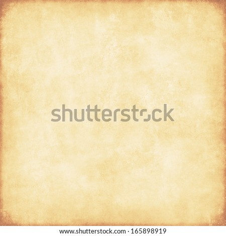 Grunge old paper background. - stock photo