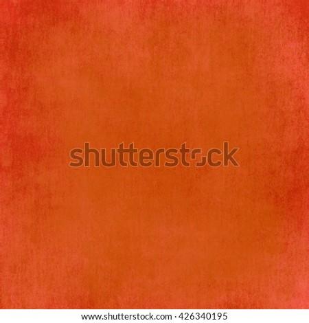 Grunge orange background - stock photo