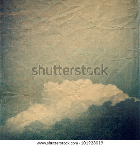Grunge paper texture.  Abstract nature background. - stock photo