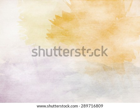 Grunge paper texture. Abstract water color for background. Soft background.