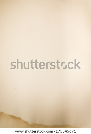 Grunge Paper texture and background - stock photo