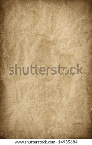 grunge paper texture, close-up - stock photo