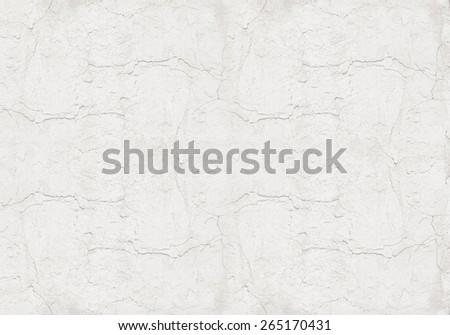 grunge plaster wall - stock photo