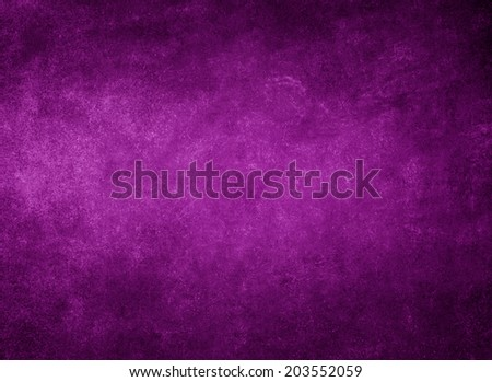 Grunge purple texture, background with space for text. - stock photo