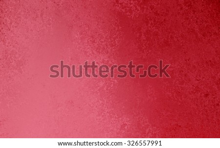 grunge red background texture with side shadow gradient color - stock photo