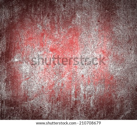 grunge red wall. Design template Design site - stock photo