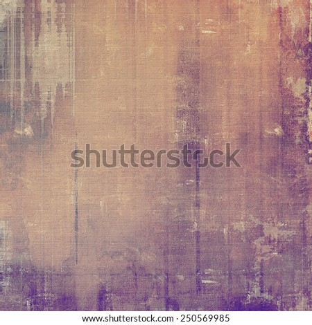 Grunge retro texture, elegant old-style background. With different color patterns: yellow (beige); brown; gray; purple (violet) - stock photo
