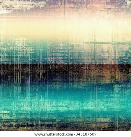 Grunge retro texture, elegant old-style background. With different color patterns: yellow (beige); brown; blue; purple (violet) - stock photo