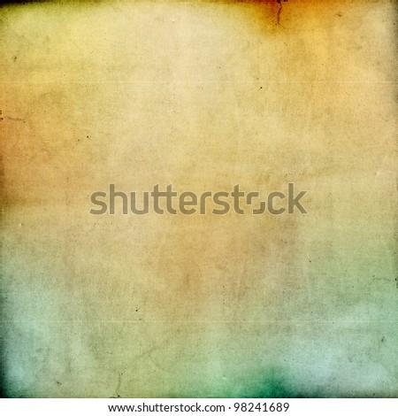 grunge retro vintage paper texture background - stock photo