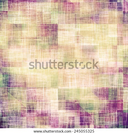 Grunge retro vintage texture, old background. With different color patterns: gray; purple (violet); brown; green - stock photo