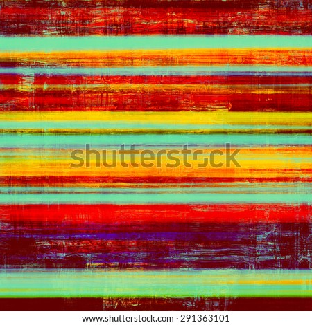Grunge retro vintage texture, old background. With different color patterns: yellow (beige); blue; purple (violet); red (orange) - stock photo