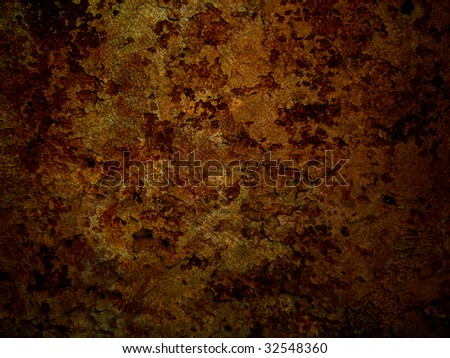 Grunge rusty background