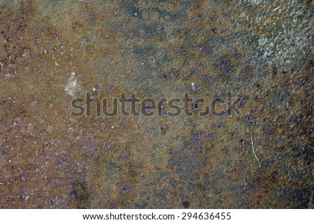 Grunge rusty metal texture. Grunge texture background - stock photo