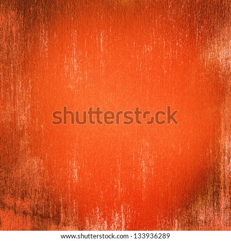 Grunge scratched  background, design element - stock photo