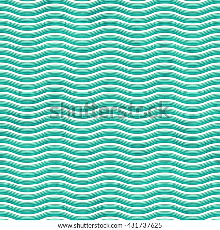 Grunge Striped Waved Background