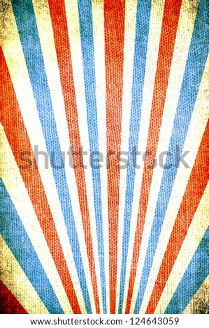 Grunge stripes background - stock photo