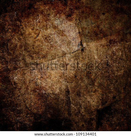 Grunge style rough surface texture background