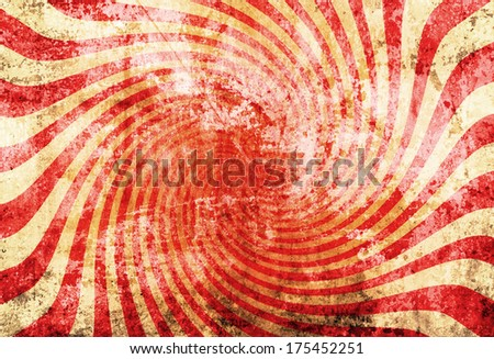 Grunge sunbeam background  - stock photo